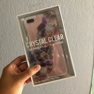 Accessories - UO || Crystal Clear IPhone Case